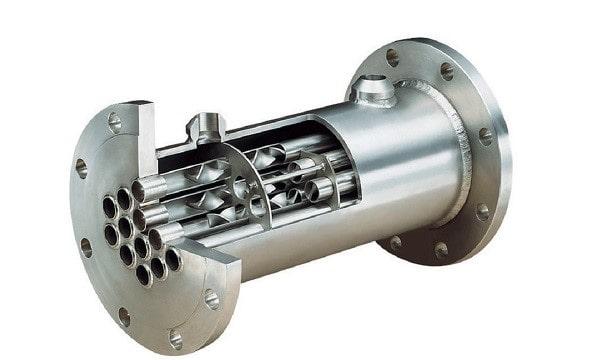 طراحی و ساخت مبدل حرارتی