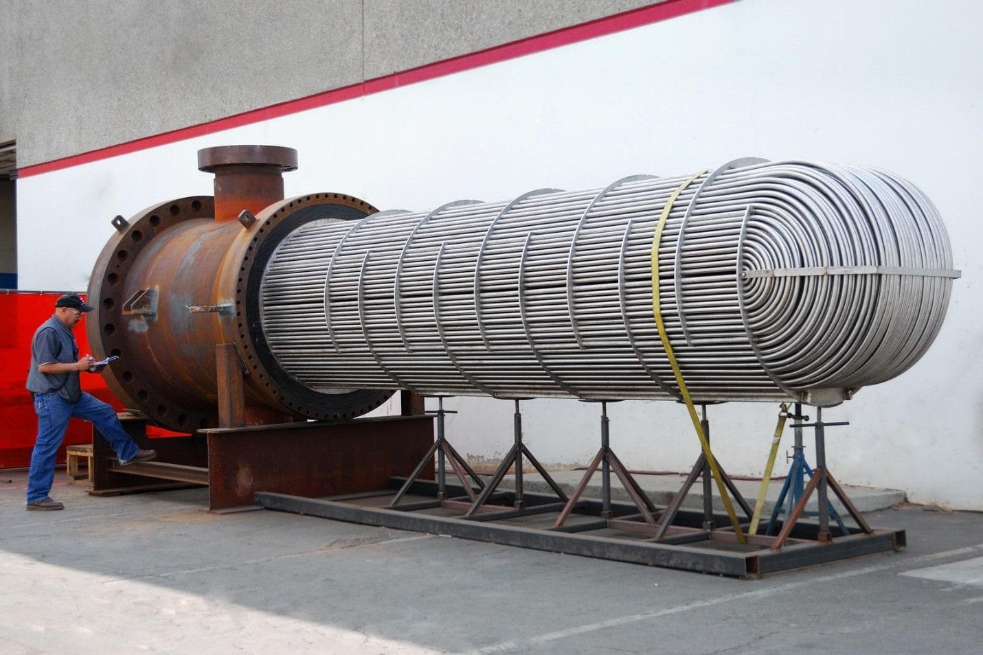 نکات مهم در ساخت مبدل حرارتی
