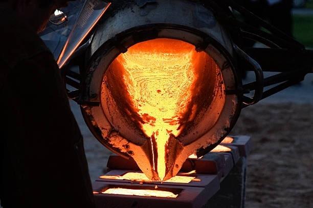 صنعت ریخته گری فولاد