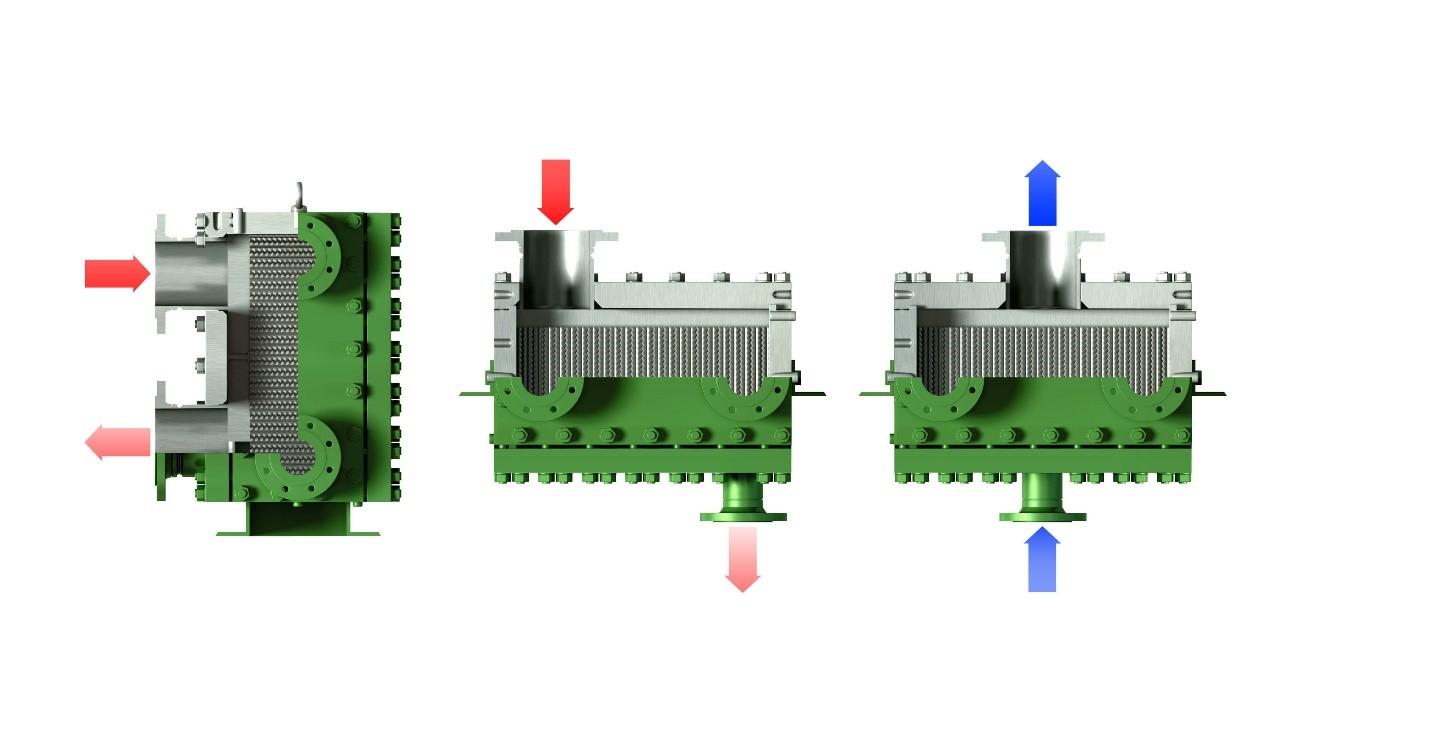 عوامل مهم در طراحی مبدل حرارتی صفحه ای جوشی