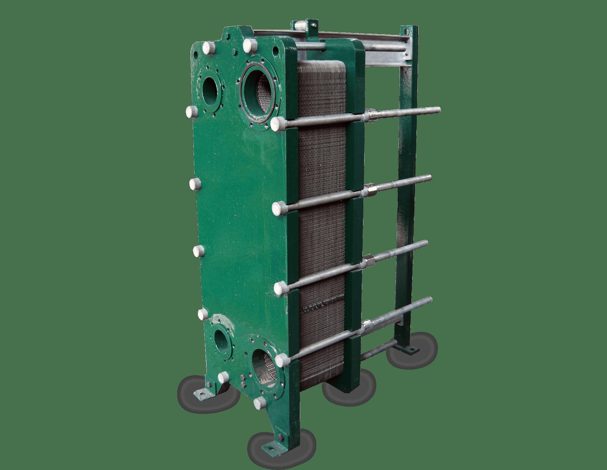 سازنده مبدلهای حرارتی صفحه ای