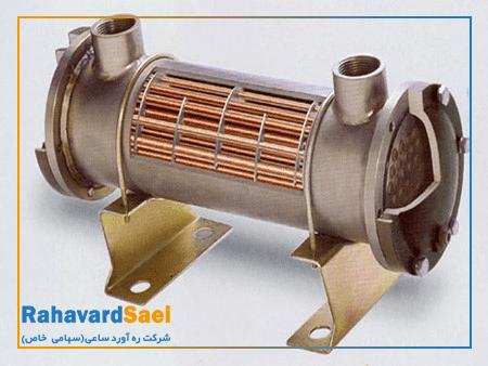 سازنده مبدل حرارتی پوسته و لوله